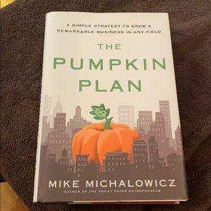 The Pumpkin Plan by Michael Michalowicz